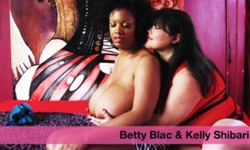 Kelly Shibari and Betty Blac