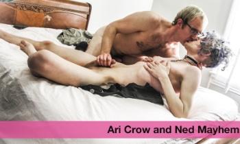 Ari Crow and Ned Mayhem