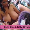 Betty Blac & Kitty Stryker Part Two