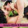 Alaska White and Rozen De Bowe