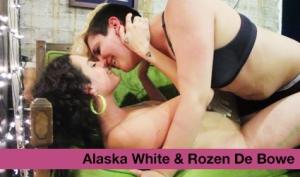 Alaska White and Rozen De Bowe