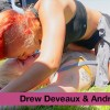 Drew Deveaux & Andre Shakti: Cis On My Face / Trans Girls Are Sexy