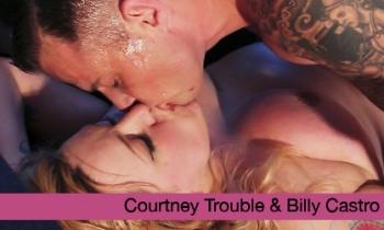 Courtney Trouble & Billy Castro