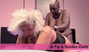 Q-Tip & Golden Curlz