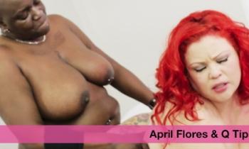 April Flores & Q Tip