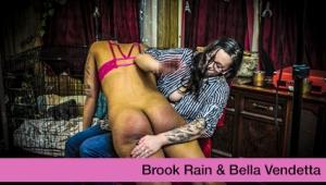 Bella Vendetta and Brook Rain