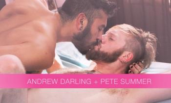 porn/love: andrew & pete