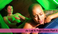 Jiz Lee & Papi Coxxx Part Two