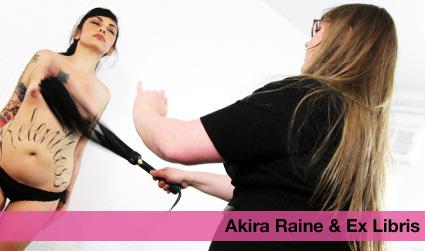 Akira Raine & Ex Libris