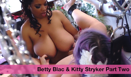 betty blac