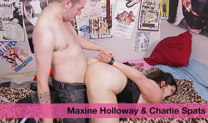 Maxine Holloway & Charlie Spats